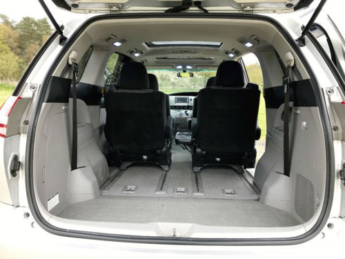 UK Dealer offers tampered odometer Toyota Estima, fresh import